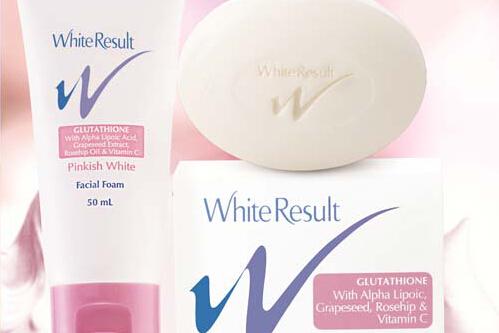 Pinkish-White-Foam-Soap