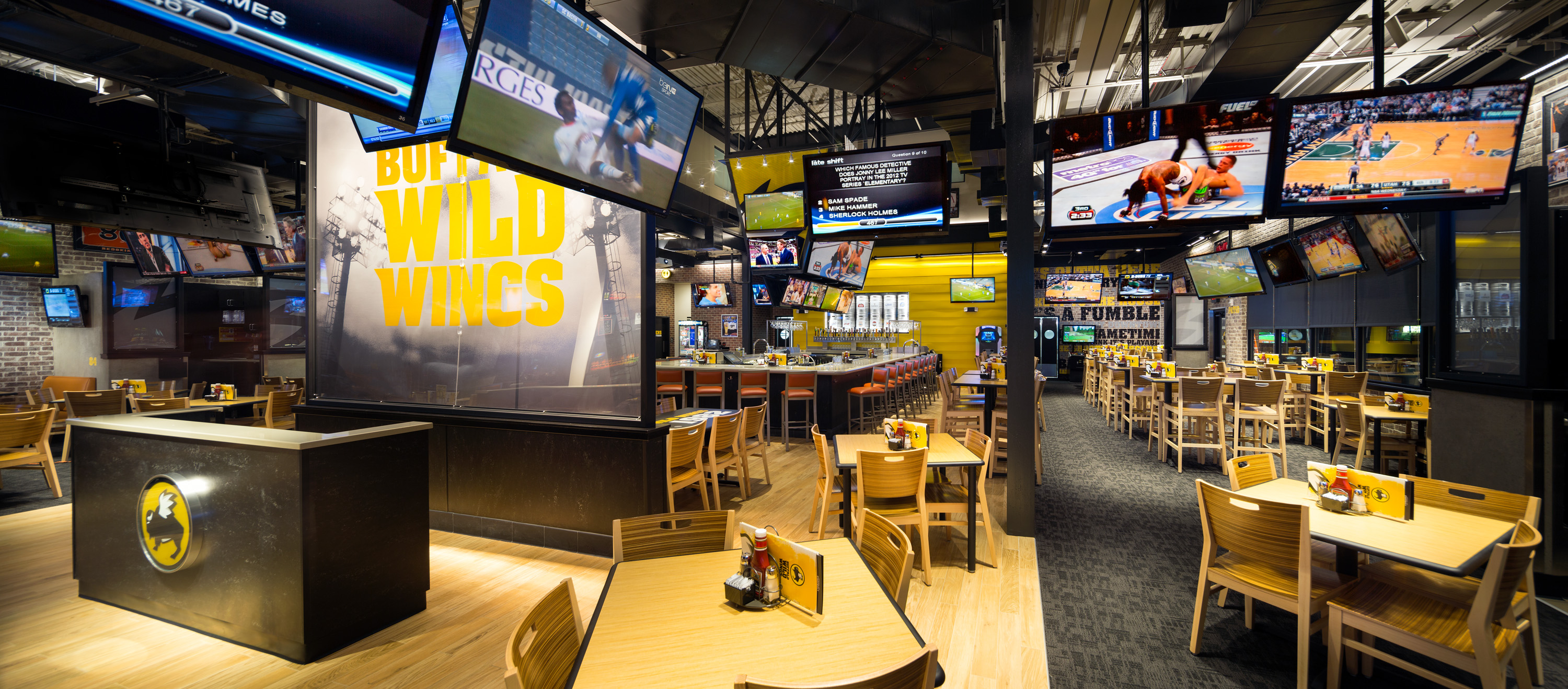 restaurant to try this weekend buffalo wild wings trixie reyna