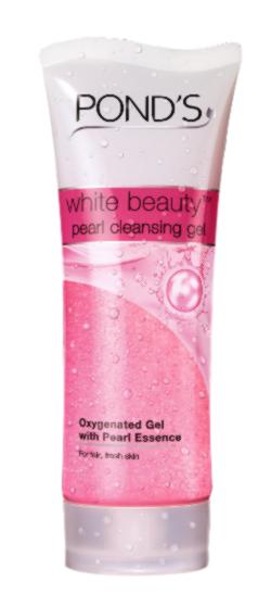 PONDS Pearl Cleansing Gel
