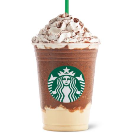 Dark Mocha Panna Cotta Frappuccino Blended Beverage