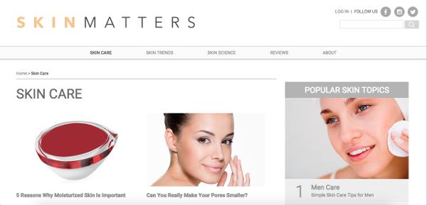 Skin Matters Skin Care