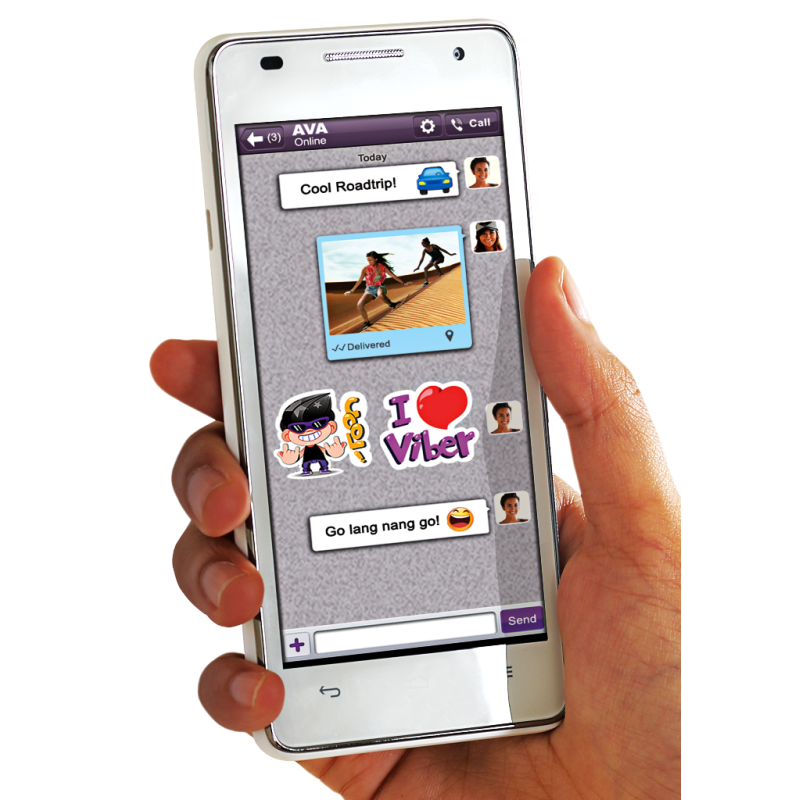 Globe enters into a partnership with messaging app Viber for a richer messaging experience