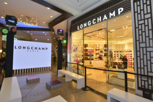 Longchamp opens first stand-alone PH store in Greenbelt + new bags ... b0b0d005839c7