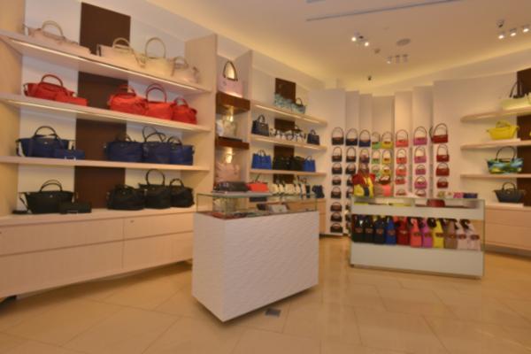 Amazing Longchamp Opens First Stand Alone Ph Store In Greenbelt Interior Design Ideas Tzicisoteloinfo
