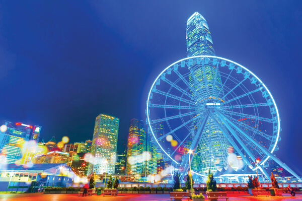 PLAY - HK Observation Wheel
