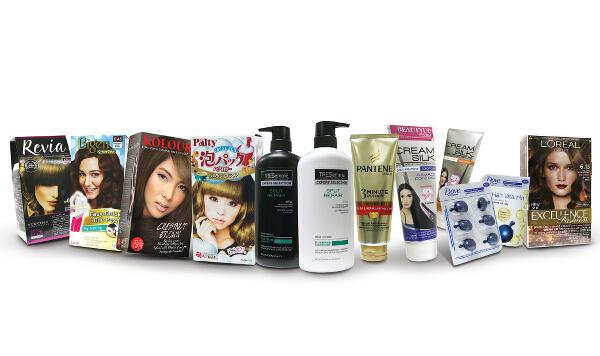 Hair Affair Best Sellers_Group Shot