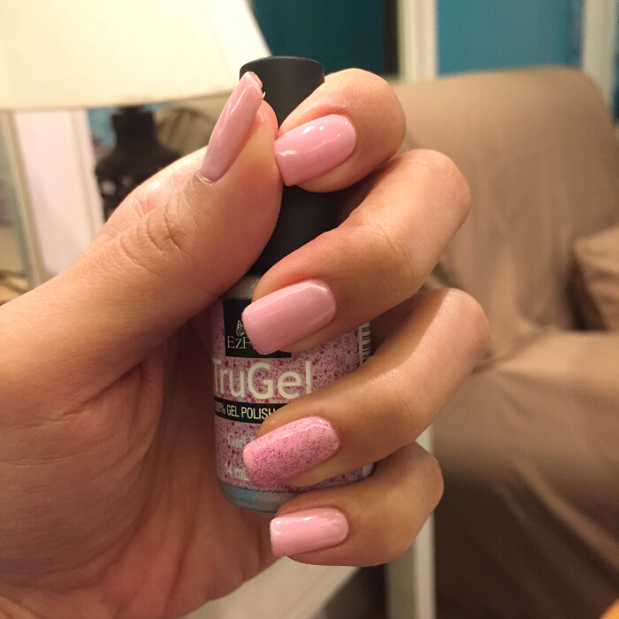 Rain-proof your nail color by getting gel mani-pedi—now 20% off in ...