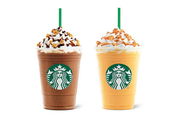 Honeycomb-Frappuccino