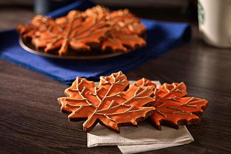 Chocolate-Leaf-Cookie