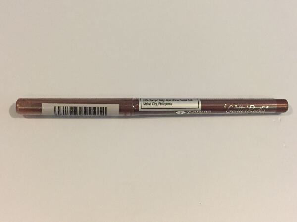 Jordana Glitter Rocks retractable eyeliner pencil