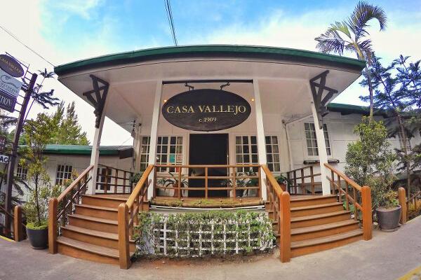 Casa Vallejo Baguio City