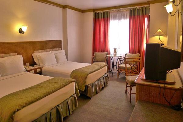 Golden Pine Hotel A