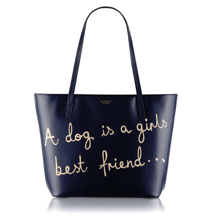Best Friend Large Ziptop Tote in Summer Fig