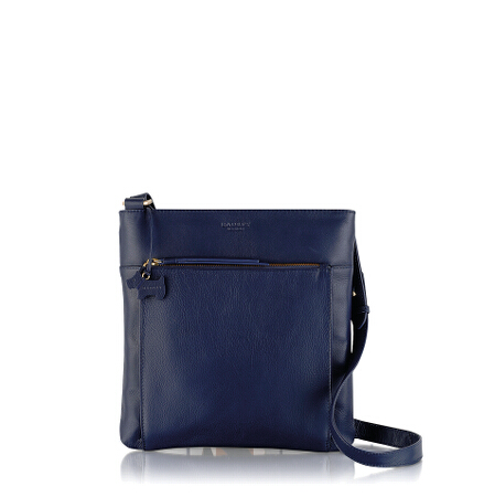 Richmond Large Ziptop Crossbody in Summer Fig