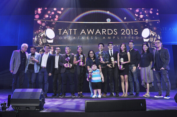 Tatt Awards' Great 10 with the Tatt Council