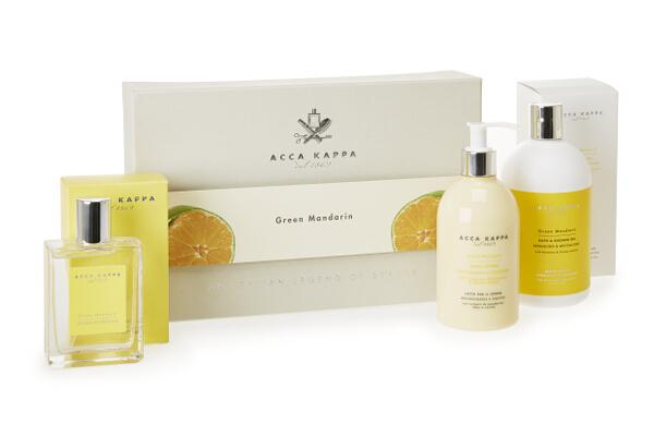23. Acca Kappa Green Mandarin Gift Set