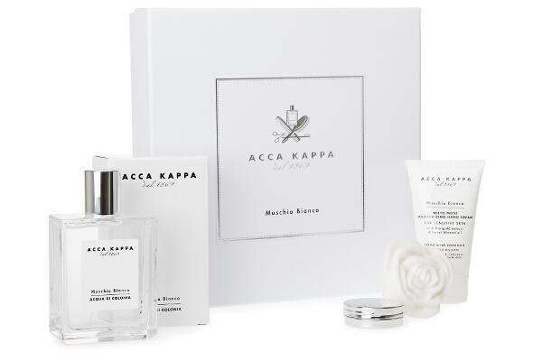 24. Acca Kappa White Moss Gift Set