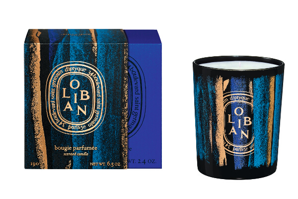27. Diptyque Winter15 Imaginary Forests Collection Oliban fragrance