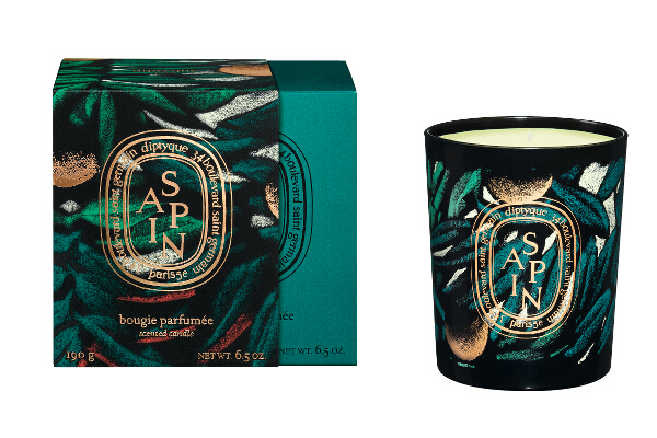 28. Diptyque Winter15 Imaginary Forests Collection Sapin fragrance