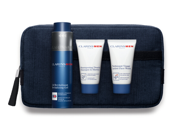 29. Clarinsmen Anti-Ageing Grooming Set