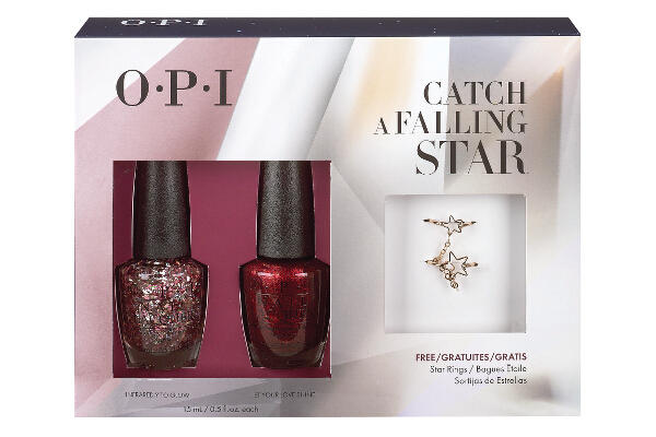 19. OPI Starlight Holiday Collection Catch a Falling Star