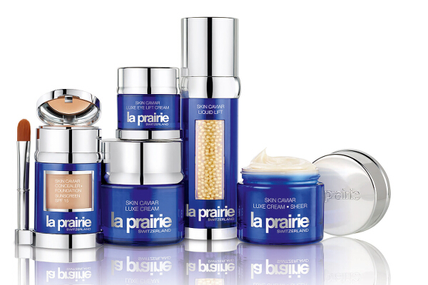 10. La Prairie Skin Caviar Collection