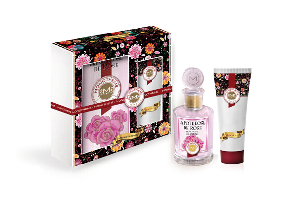 52 - Monotheme Apotheose de Rose Gift Sets