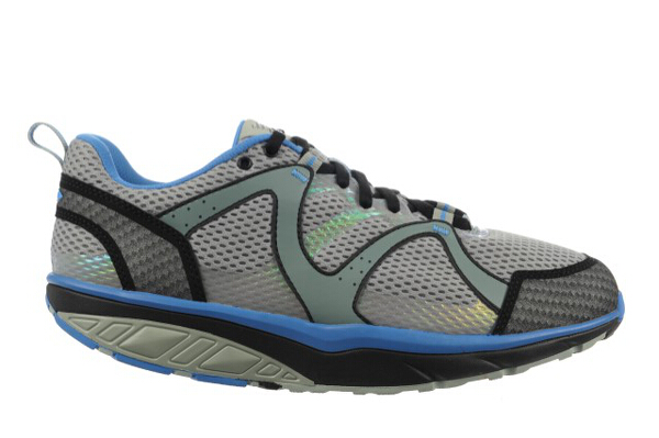 df667ef3c9b5 Sabra Trail 5 Lace up in Pebble Gray Stone Gray True Blue from the Men s  Fall
