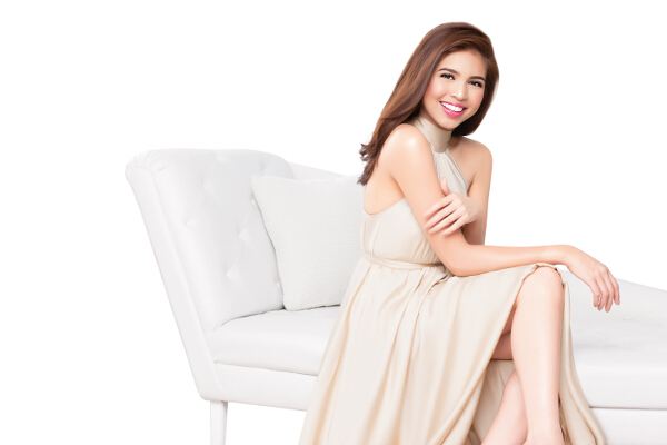 Maine Mendoza for Avon's Skin So Soft