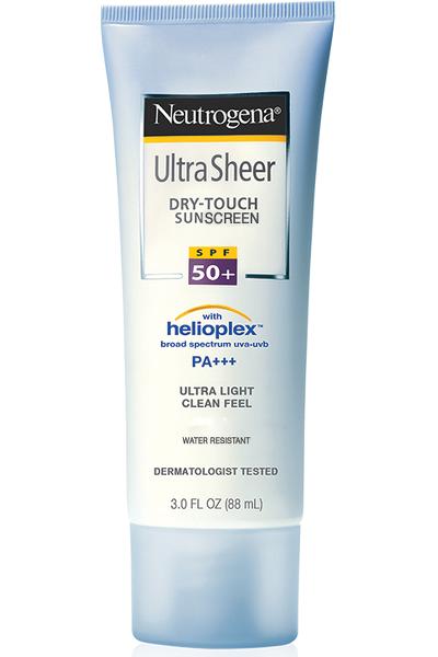 Neutrogena Ultra-Sheer Dry-Touch Sunscreen SPF50+