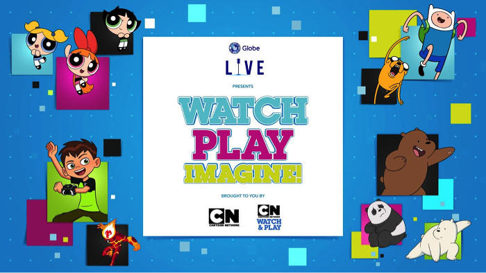 Globe x Cartoon Network
