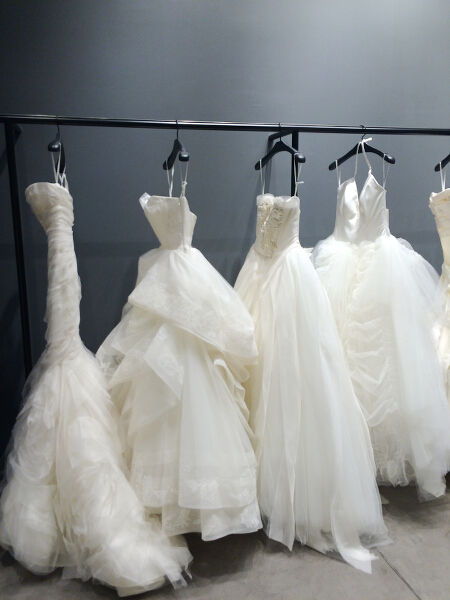 Trixie\'s Wedding Preps | What it\'s like to fit a Vera Wang gown ...