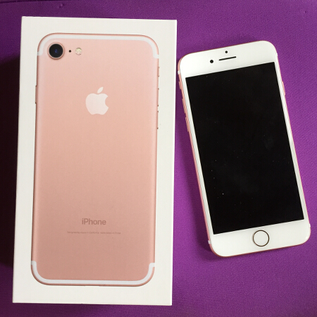 My new iPhone 7