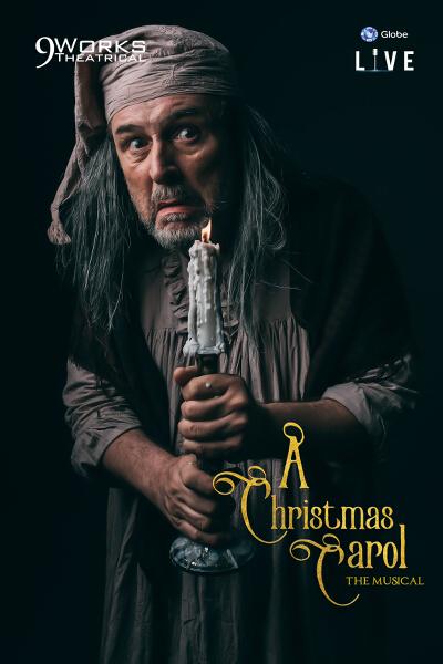 *Miguel Faustmann as Scrooge 4