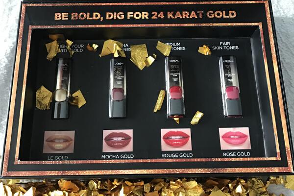loreal-24-karat-gold