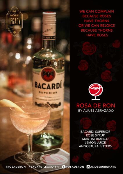 Rose de Ron by Aliuss Abrazado