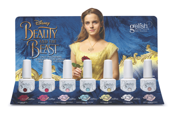 Beauty And The Beast Gelish