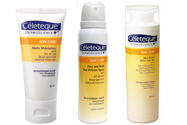 Celeteque Sun Care