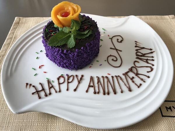 Myrons Cake