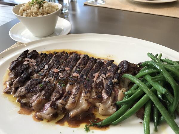 Myrons Steak