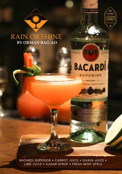 Rain or Shine by Orman Bag-ao