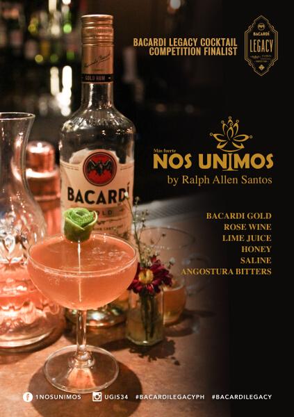 Nos Unimos by Ralph Allen Santos