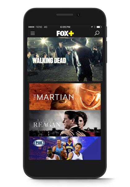 5. Homepage Mobile
