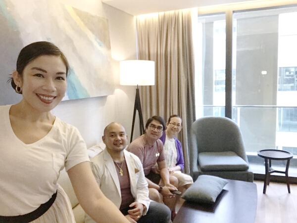 IM Hotel Traveloka family