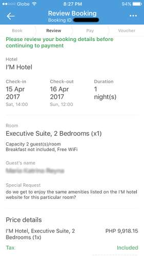 How I Easily Made A Last Minute Hotel Booking Using The