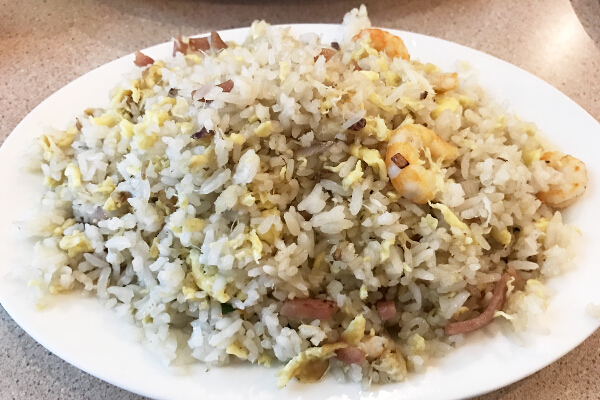 Summerhouse Yang Chow Fried Rice