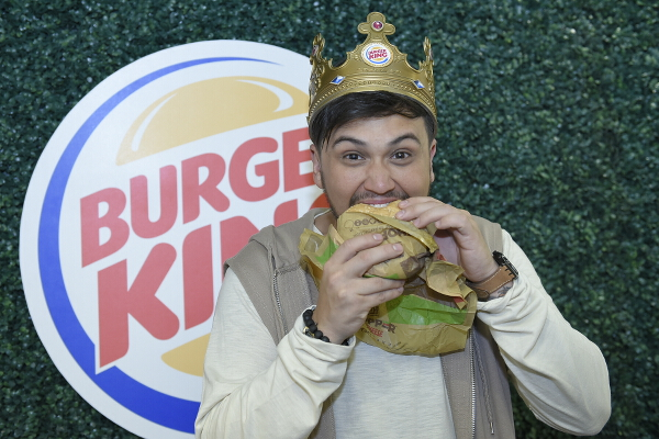 Billy Crawford Burger King