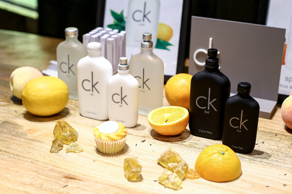 CK fragrances