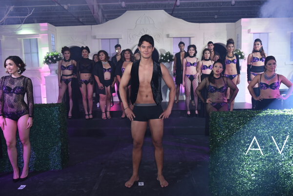 Daniel Matsunaga for Avon
