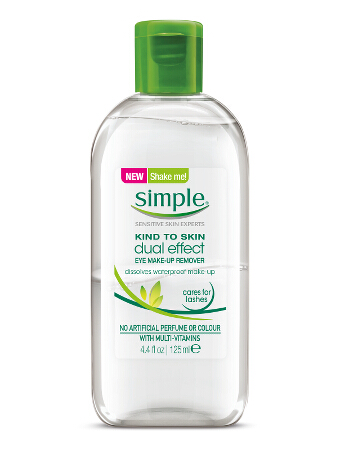 Simple Eye Makeup Remover